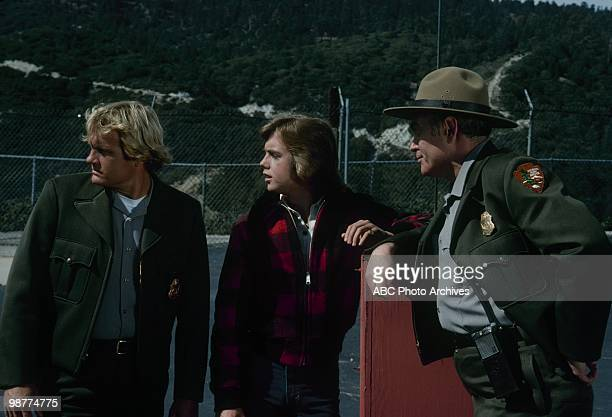 MYSTERIES The Creatures Who Came on Sunday which aired on October 30 1977 HUNTER