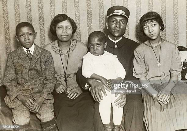 The creed of John Baptist Ford of New York a Negro Pullman Porter and college lecturer is shown here with his family At 17 Ford a South Carolina...