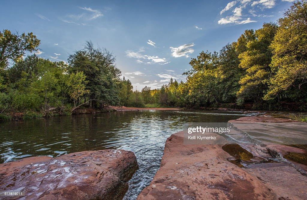 The Creek : Stock Photo