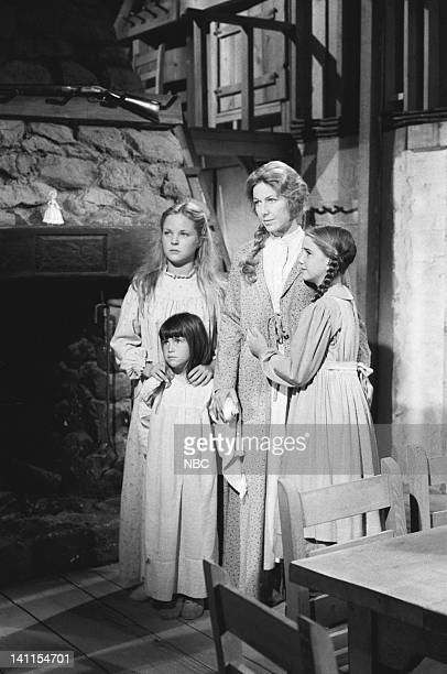 PRAIRIE The Creeper of Walnut Grove Episode 6 Aired Pictured Melisssa Sue Anderson as Mary Ingalls Kendall Karen Grassle as Caroline Quiner Holbrook...