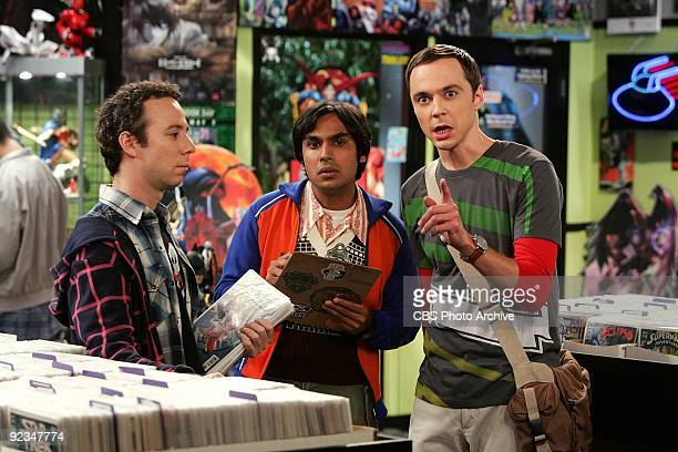 The Creepy Candy Coating Corollary While Sheldon joins Raj in a competition against Stuart to settle a score with his nemesis Wil Wheaton Wolowitz...