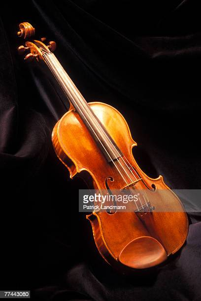 The 'Cremonese' a famous violin to date back to 1715 which is the period known as 'golden age' of Antonio Stradivari It is on display in the Room of...