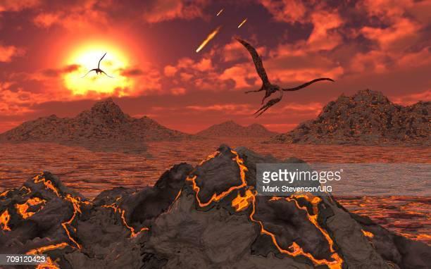 The Cretaceous Paleogene Extinction Event