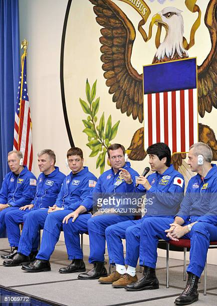 space shuttle endeavour crew members - photo #22