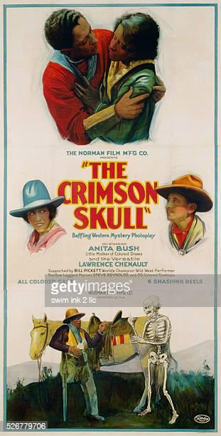 The Crimson Skull Movie Poster