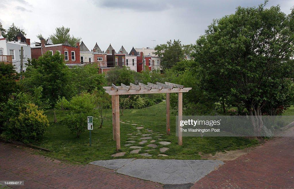 Crispus Attucks park dispute : News Photo