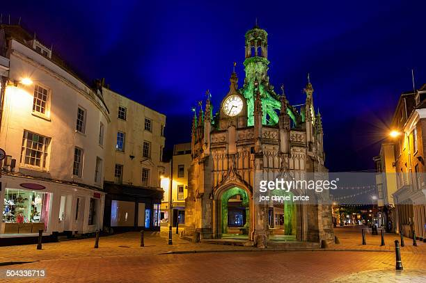 the cross at chichester, sussex, england - chichester stock pictures, royalty-free photos & images