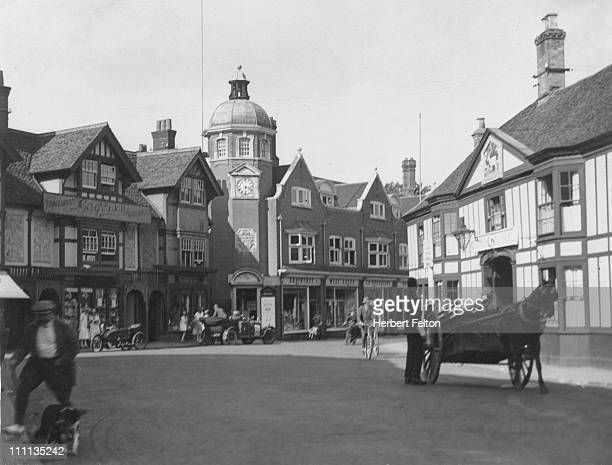 The Cross Braintree Essex circa 1930