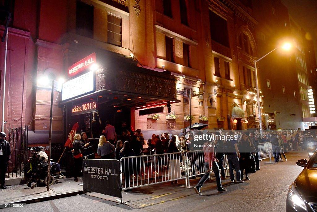 NY: Advertising Week New York 2016 - Wrap Party