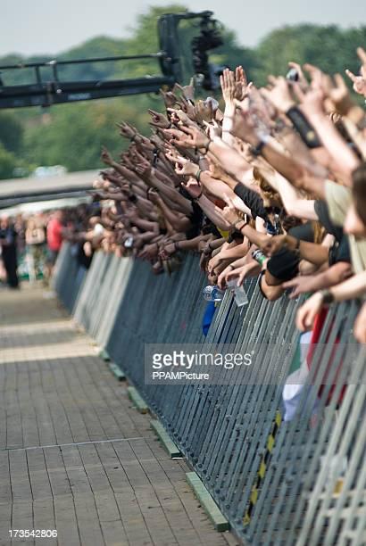 Der crowd