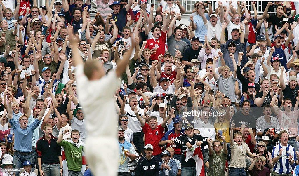 Third Test: England v Australia : News Photo