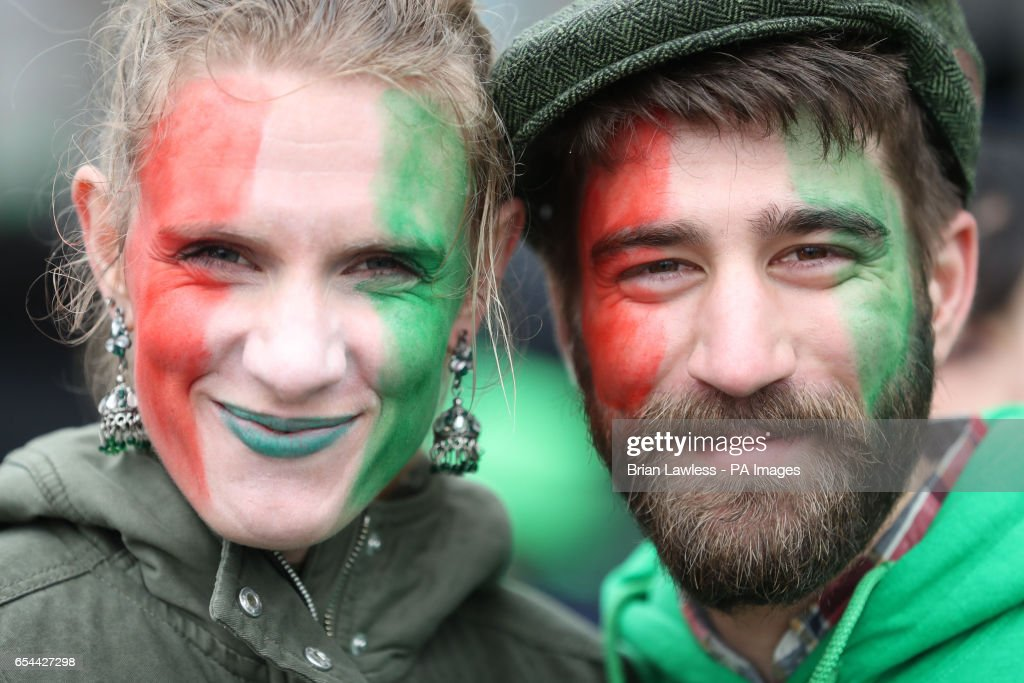 St Patrick Day's celebrations 2017 : News Photo