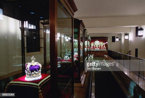 Crown Jewels Pictures Getty Images