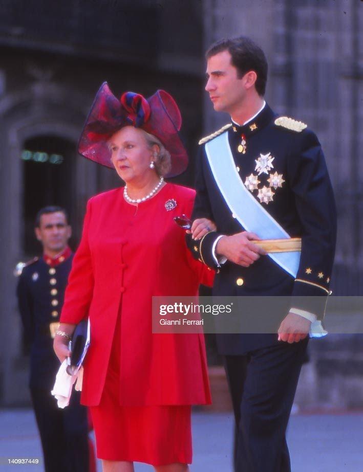 Wedding Of The Infanta Cristina : News Photo