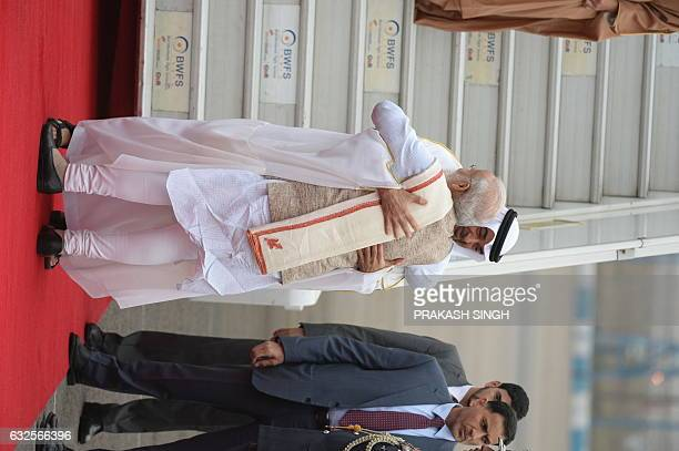 The Crown Prince of Abu Dhabi and Deputy Supreme Commander of United Arab Emirates Armed Forces General Sheikh Mohammed Bin Zayed Al Nahyan is...