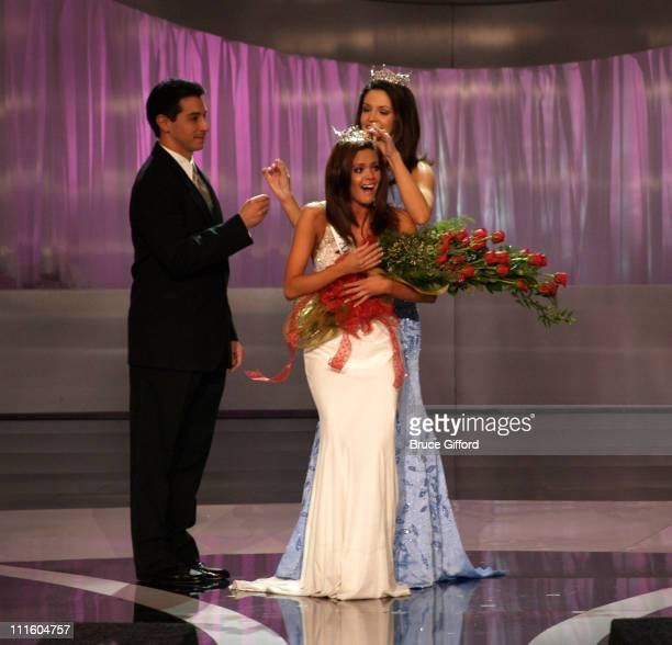The Crowning of Miss America, Miss Oklahoma Jennifer Berry