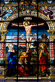 The Crucifixation by F. Zettler (Stockholm)