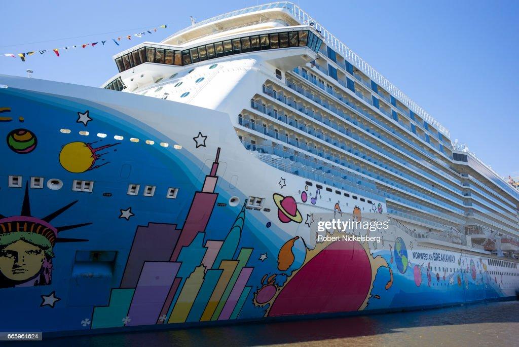 Norwegian Breakaway Cruise Ship Pictures Getty Images - Norwegian breakaway cruise ship