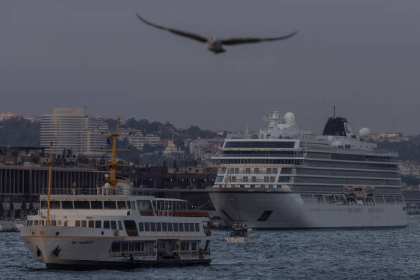 TUR: After Years Of Setbacks Cruise Ships Return To Istanbul