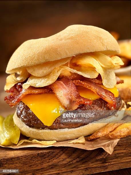 The Crunch Burger