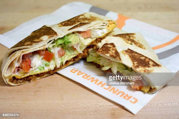 The Crunchwrap is a mainstay on Taco Bell menus