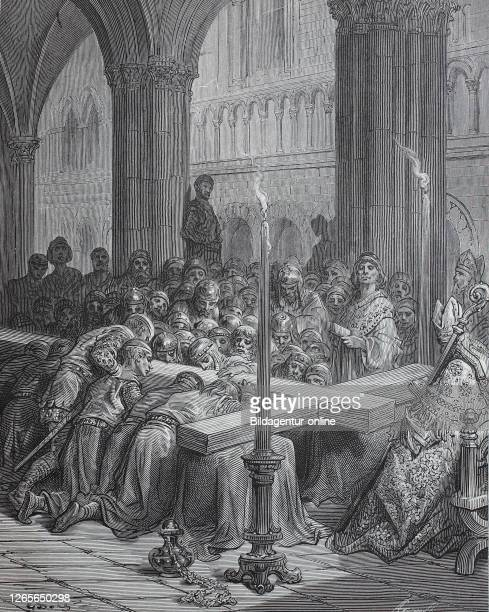The crusades were a series of religious wars in western Asia and Europe initiated supported and sometimes directed by the Catholic Church worship of...