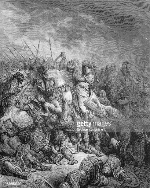 The crusades were a series of religious wars in western Asia and Europe initiated supported and sometimes directed by the Catholic Church The Battle...