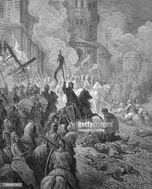 The crusades were a series of religious wars in western Asia and Europe initiated supported and sometimes directed by the Catholic Church Entry of...