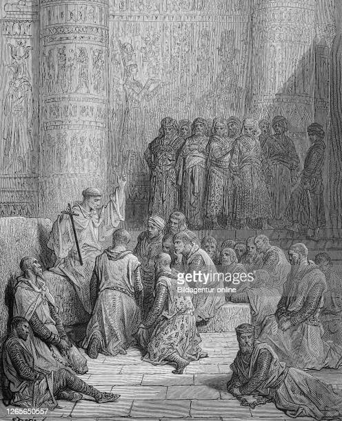 The crusades were a series of religious wars in western Asia and Europe initiated supported and sometimes directed by the Catholic Church captured...