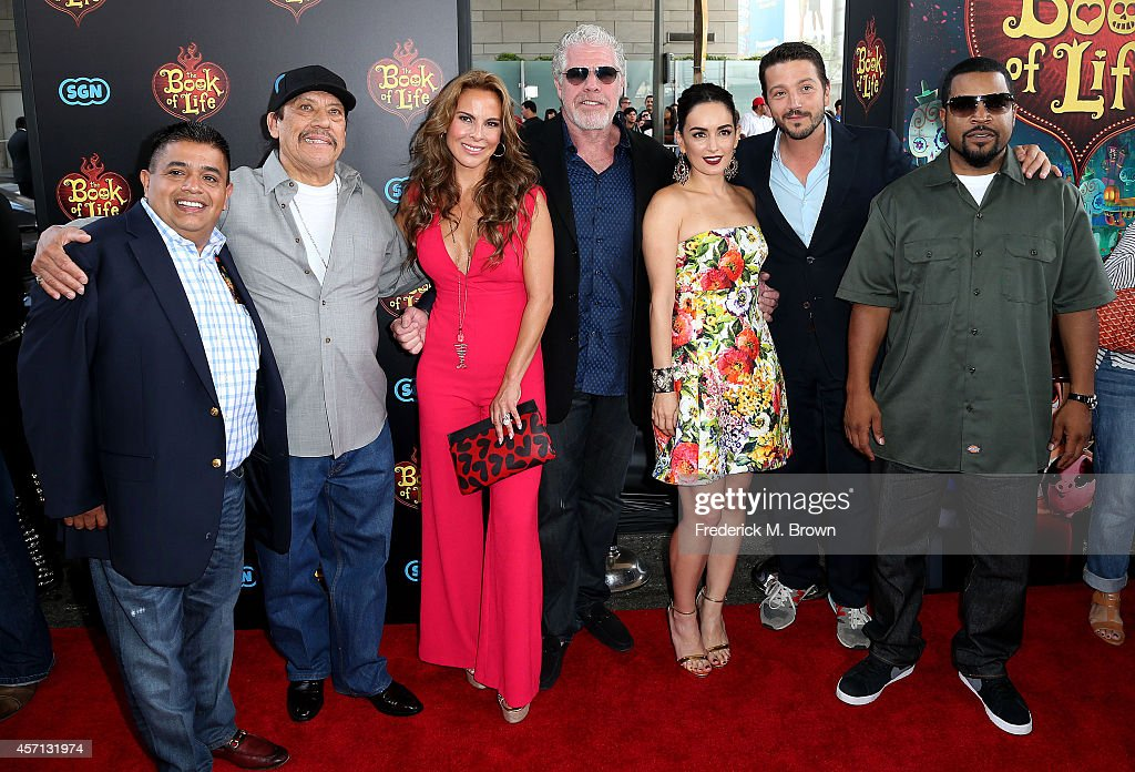 "Premiere Of Twentieth Century Fox And Reel FX Animation Studios' ""The Book Of Life"" - Arrivals"