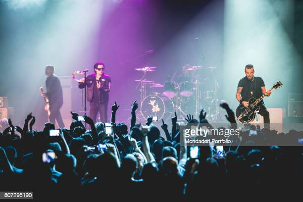 The Cult in concert at Alcatraz Milan Italy 26th June 2017