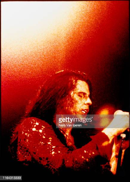 The Cult, performing on stage, Pinkpop, Landgraaf, Netherlands, 6th August 1992.