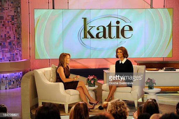 KATIE The culture of cruelty is discussed on KATIE 10/16/12 distributed by DisneyWalt Disney Television via Getty Images Domestic Television BANKS