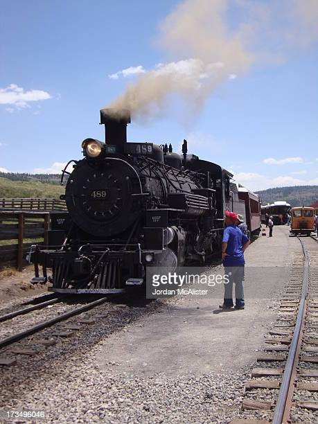 The Cumbres & Toltec Scenic Railroad is a narrow gauge heritage railroad running between Chama, New Mexico and Antonito, Colorado. It runs over the...