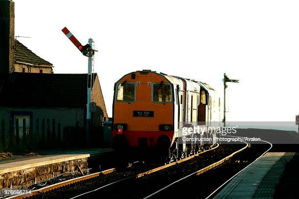 The Cumbrian Coast sees a small amount of freight working particularly by DRS with the movement of nuclear flasks to / from Sellafield and light...