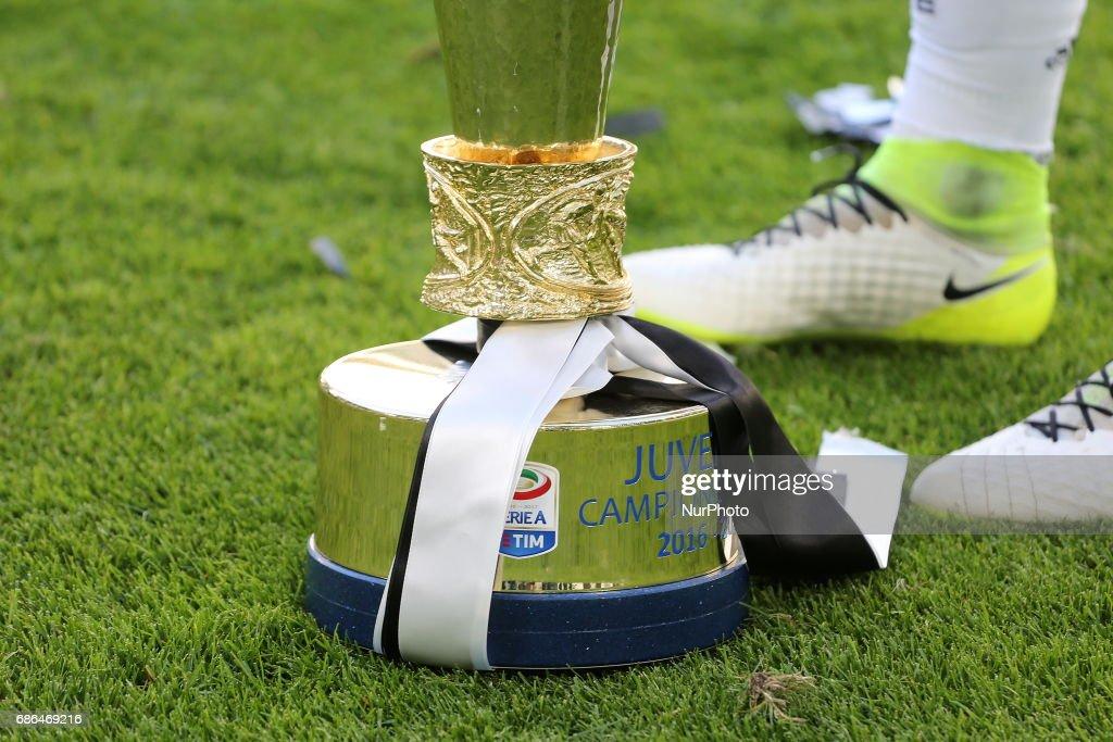 Juventus FC v FC Crotone - Serie A : News Photo