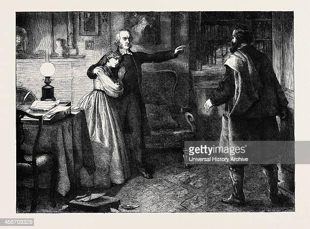 ' The Denunciation Of Charles Trevor Drawn By JD Watson