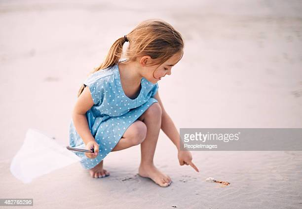 The curiosity of kids