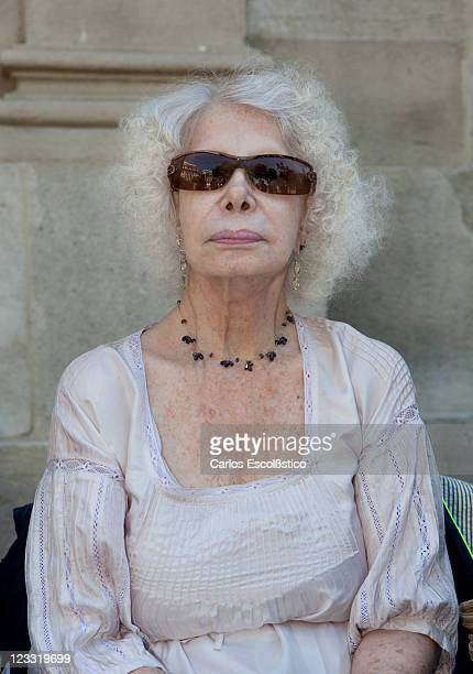 The current Duchess of Alba