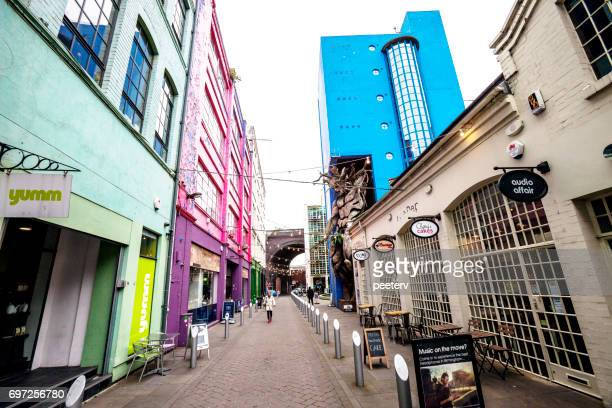 The Custard Factory Quarter - Birmingham, UK