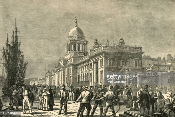 316 London Custom House Photos And Premium High Res Pictures Getty Images