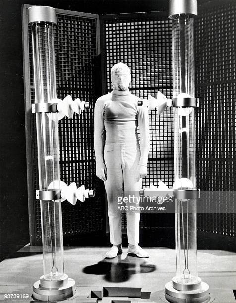 SEA The Cyborg Season Two 10/17/65 A mechanical duplicate of Admiral Nelson was created