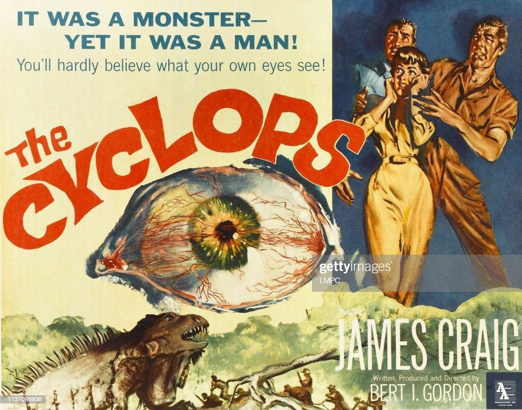 The Cyclops : News Photo