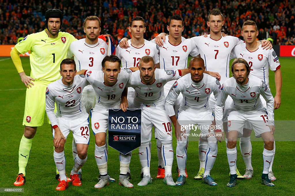 Netherlands v Czech Republic - UEFA EURO 2016 Qualifier : News Photo