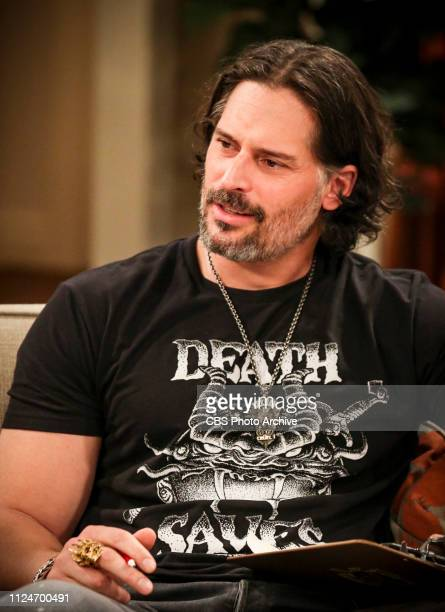 The D D Vortex Pictured Joe Manganiello When the gang finds out Wil Wheaton hosts a celebrity Dungeons and Dragons game involving William Shatner Joe...