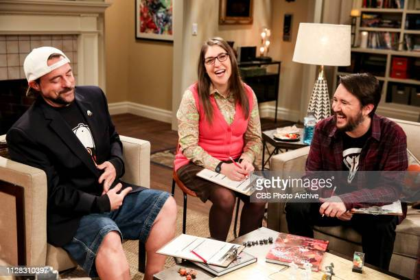 'The D D Vortex' Pictured Kevin Smith Amy Farrah Fowler and Wil Wheaton When the gang finds out Wil Wheaton hosts a celebrity Dungeons and Dragons...