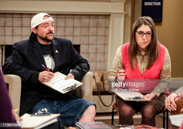 'The D D Vortex' Pictured Kevin Smith and Amy Farrah Fowler When the gang finds out Wil Wheaton hosts a celebrity Dungeons and Dragons game involving...