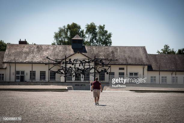 The Dachau concentration camp was a Nazi concentration camp near the town of Dachau in Munich Germany It was built in 1933 and was opened until 1945...