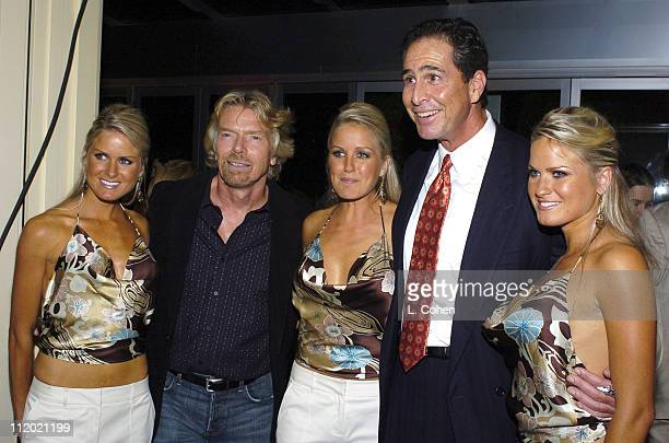 The Dahm Triplets of Renovate My Family with Richard Branson of Rebel Billionaire The Quest for the Best and William August