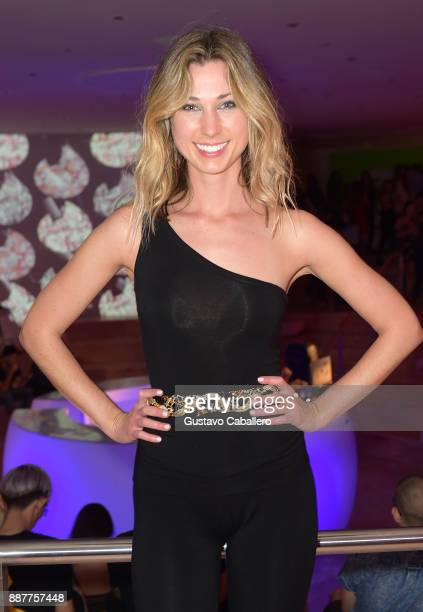 The Daily Front Row and Tinder After Dark celebrate at Faena Forum with Addison Culler on December 6 2017 in Miami Beach Florida